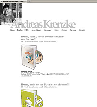 andreas-krenzke.com, website
