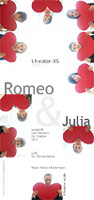 Flyer, theater-xs, Romeo & Julia, Din lang